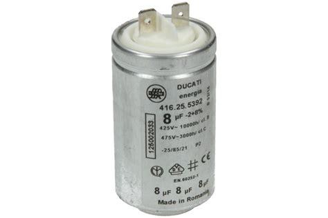condensateur 8 181 f s 232 che linge 1250020334 referencepieces fr