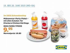 Hot Dog Party Paket : ikea schweiz on twitter yeah extra f r midsommar kommt das hotdog party paket mit allen ~ Markanthonyermac.com Haus und Dekorationen