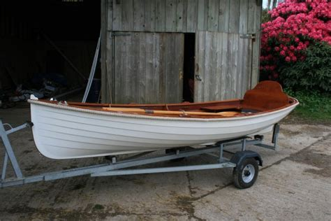 Rowing Boats For Sale Devon by Oughtred Acorn Rowing Wooden Skiff For Sale
