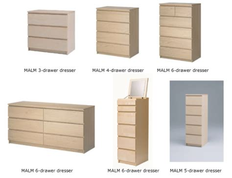 Ikea Kullen 5 Drawer Dresser Recall by Following An Additional Child Fatality Ikea Recalls 29