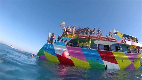 Fantasy Boat Party by Ayia Napa 2016 Fantasy Boat Party Youtube