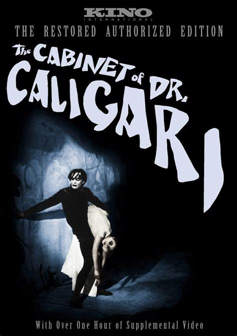 the cabinet of dr caligari 171 poster design
