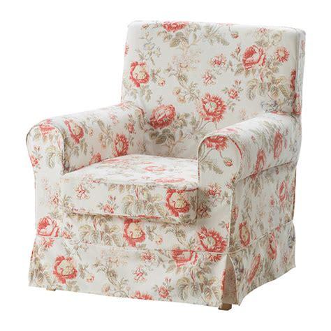 ektorp jennylund housse de fauteuil byvik multicolore ikea