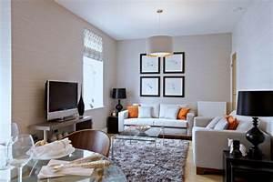 Kleines Wohnzimmer Gestalten : ideen f r das kleine wohnzimmer 30 inspirierende bilder ~ Markanthonyermac.com Haus und Dekorationen