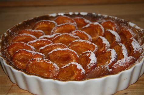 the tarte aux abricots comme une grande
