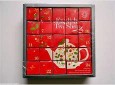 CHRISTMAS COUNTDOWN WITH A TEABAG ADVENT CALENDAR