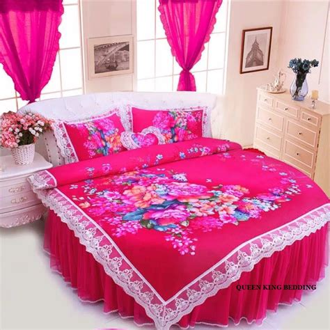 Popular King Round Bedbuy Cheap King Round Bed Lots From