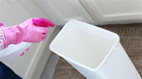l astuce efficace pour se d 233 barrasser des mauvaises odeurs de poubelle