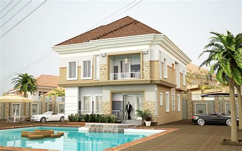 Top 5 Beautiful House Designs In Nigeria  Jijing Blog