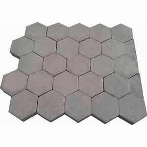 Wieviel Pflastersteine Pro Qm : seka sechseckpflaster grau 6 cm x 23 1 cm x 20 cm kaufen bei obi ~ Markanthonyermac.com Haus und Dekorationen