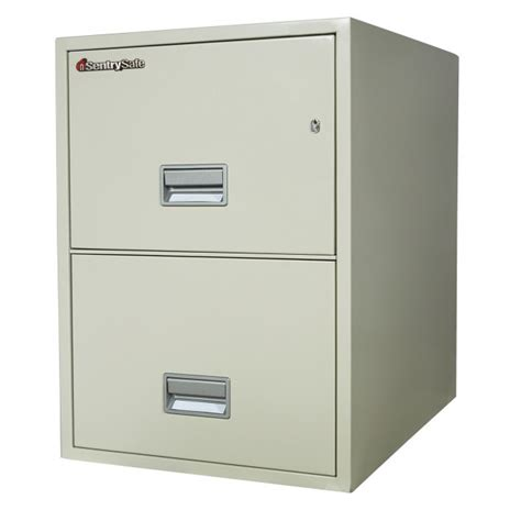 sentry 2g2500 2 drawer file cabinet with rating fireproof files free shipping