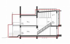 Grundriss Schnitt Ansicht : ehemalige tubenfabrik in schniegling ausbau zum wohnen und blauhaus architekten ~ Markanthonyermac.com Haus und Dekorationen
