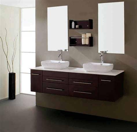 Milano Ii  Modern Bathroom Vanity Set 59""