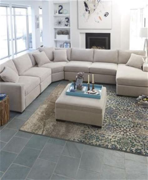 Radley Sectional Sofa Macys by 1000 Ideas About Living Room Sectional On