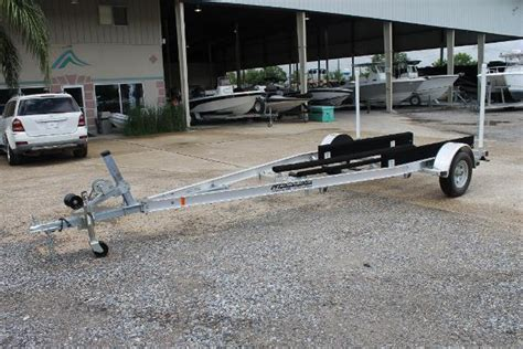 Mcclain Boat Trailers by Mcclain At 1930 18 19ft Mod V Aluminum Boat Trailer For