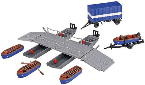 Pontoon Boat Quick Loader by Diecast Industrial Equipment And Vehicles Page 7