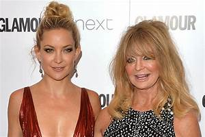 """Kate Hudson on her mom Goldie hawn: """"She is the life force ..."""