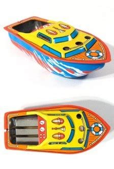 Pop Pop Boat Online by Tin Toys The Big Top
