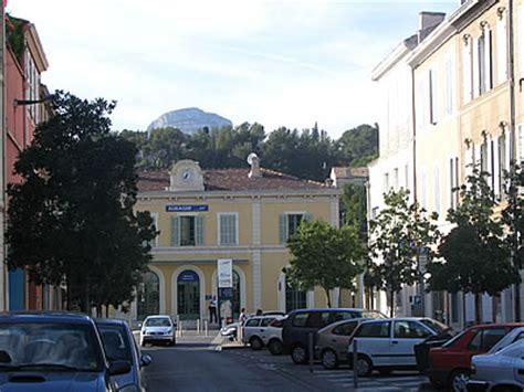 gare sncf aubagne photo de la provence