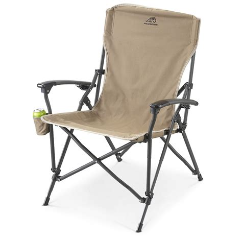 alps mountaineering 174 leisure chair 218643 chairs at sportsman s guide