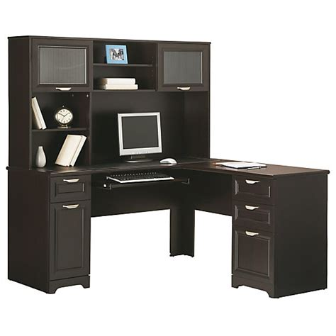 coupons and freebies realspace magellan collection l shaped desk matching hutch various