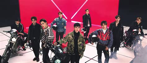 Watch Exo Get Biker-chic In The Music Video For 'tempo