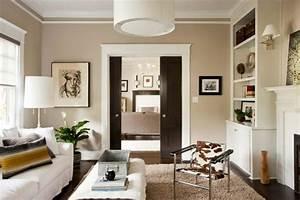 Wandfarbe Taupe Kombinieren : 1001 wohnzimmer ideen die besten nuancen ausw hlen ~ Markanthonyermac.com Haus und Dekorationen