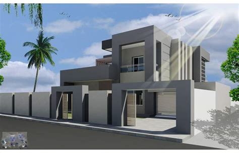 best plan maison m moderne facade angers clic phenomenal
