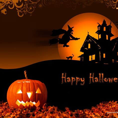 Happy Halloween Wallpaper For Ipad & Ipad 2