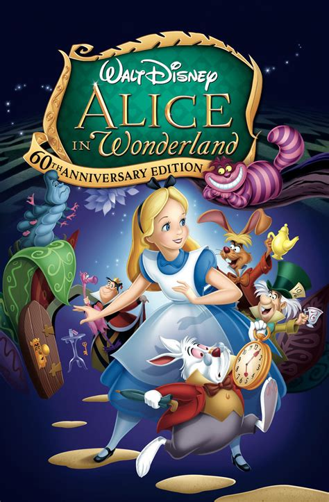 Alice In Wonderland  Disney Movies