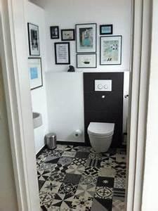 Wandgestaltung Gäste Wc : 44 besten g ste wc ideen bilder auf pinterest in 2018 bathroom home decor und bathroom remodeling ~ Markanthonyermac.com Haus und Dekorationen