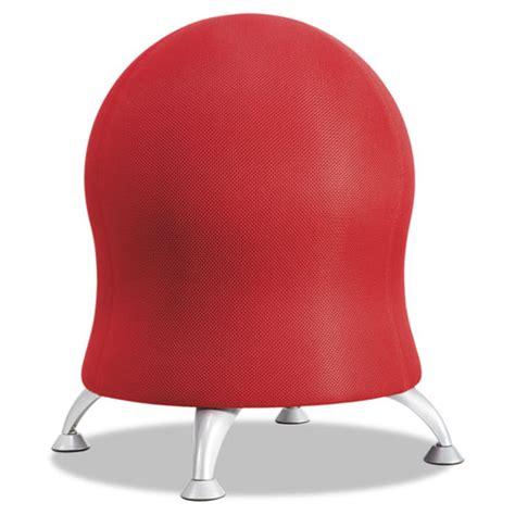 zenergy chair 22 1 2 quot diameter x 23 quot high crimson silver office supply king