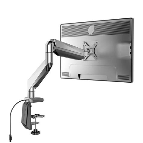 loctek motion gas monitor arm desk mounts stand fits 10 in 34 in lcd screens 13