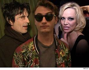 Tommy Lee's Son Brandon Was Defending Pam Anderson When ...