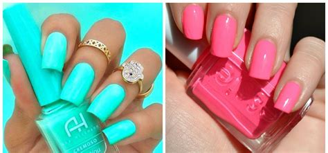 Fashionable Trends Of Summer 2018 Nail