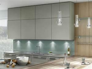 Glas Wandpaneele Küche : mit nischenverkleidung aus glas die k che perfektionieren ~ Markanthonyermac.com Haus und Dekorationen