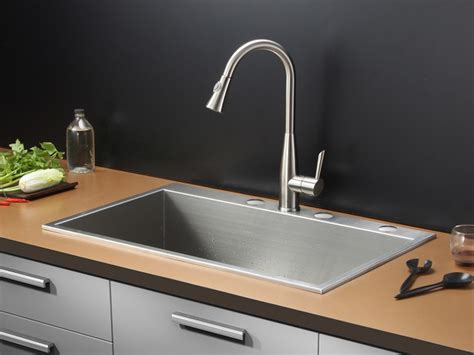 stainless steel kitchen sinks more than just a