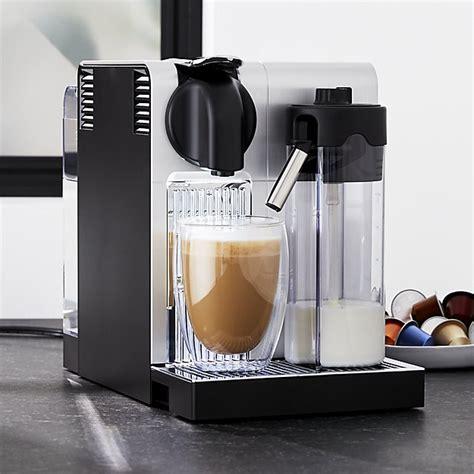 DeLonghi ® Nespresso ® Lattissima Pro Espresso Maker   Crate and Barrel