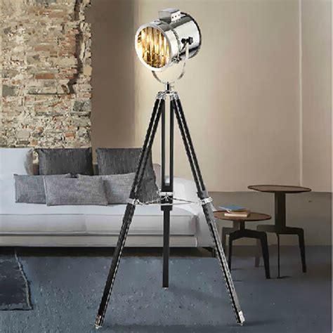 modern spotlight tripod floor ls for living room abajur