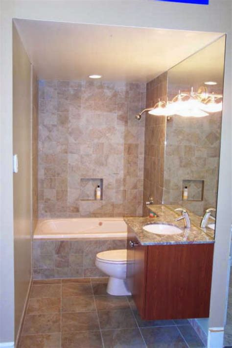 Ideas For Small Bathrooms  Home Improvement