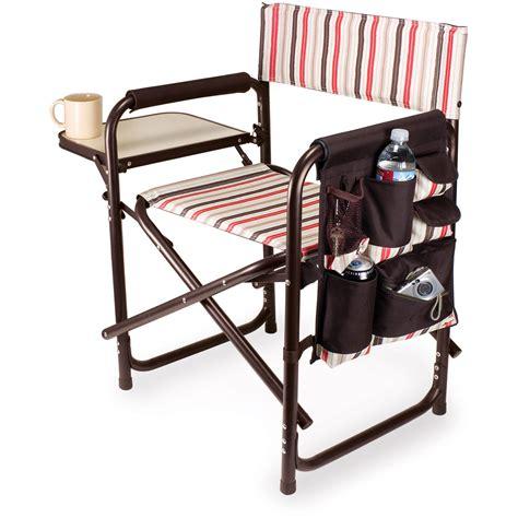 picnic time sports chair moka collection 809 00 777 000 0 b h