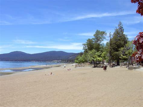 Tahoe Boat Rentals Kings Beach by Lake Tahoe Beaches Kings Beach Stretch