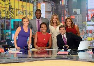 Michael Strahan Joins Good Morning America Full-Time ...