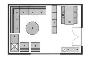 plan salon gratuit 10 plans pour am 233 nager le salon c 244 t 233 maison