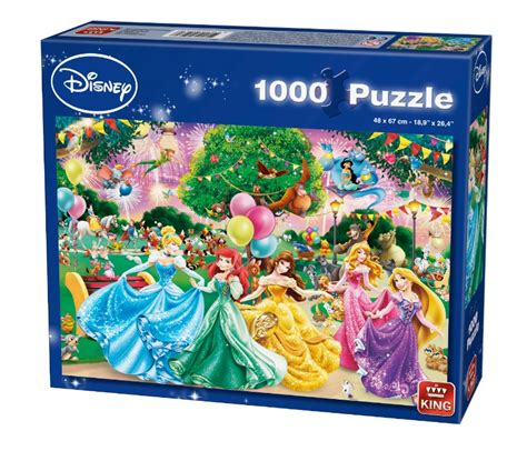 puzzle king puzzle 05261 1000 pieces jigsaw puzzles other disney jigsaw puzzle