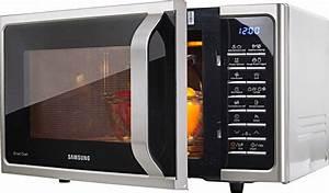 Pizza In Mikrowelle : samsung mikrowelle mc28h5015cs eg mikrowelle grill hei luft 900 w mit grill und hei luft ~ Markanthonyermac.com Haus und Dekorationen
