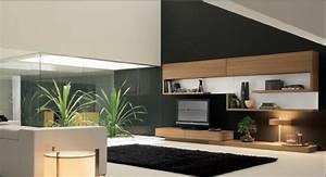 Moderne Wohnzimmer Schrankwand : designer wohnzimmer mit stil aus einer hand raumax ~ Markanthonyermac.com Haus und Dekorationen