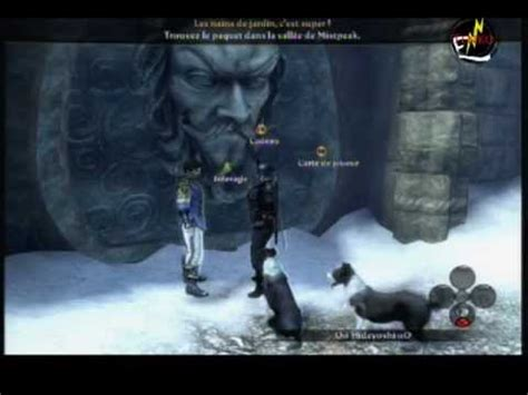 walkthrough de fable 3 episode 9 niaiserie devant une porte d 233 moniaque