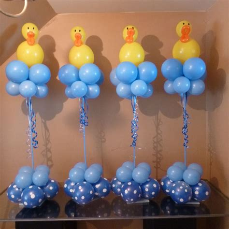 Baby Shower Balloon Decorations  Party Favors Ideas