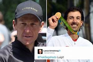 Lance Armstrong causes Twitter storm after Fabian ...